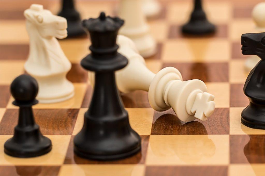 partie d'échecs Steve Buissinne Pixabay